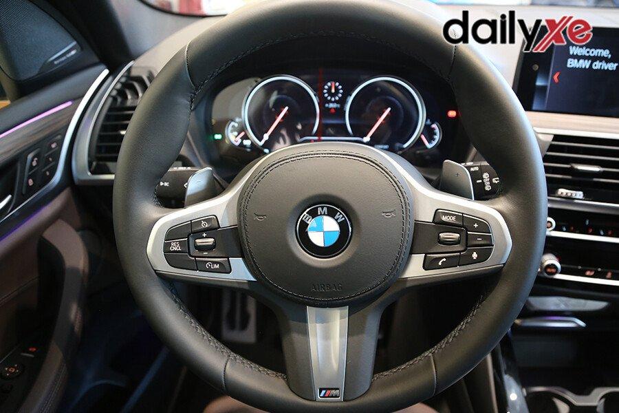 BMW X3 20i xDrive - Hình 25