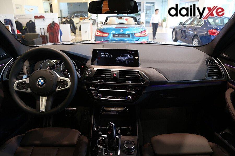 BMW X3 20i xDrive - Hình 27