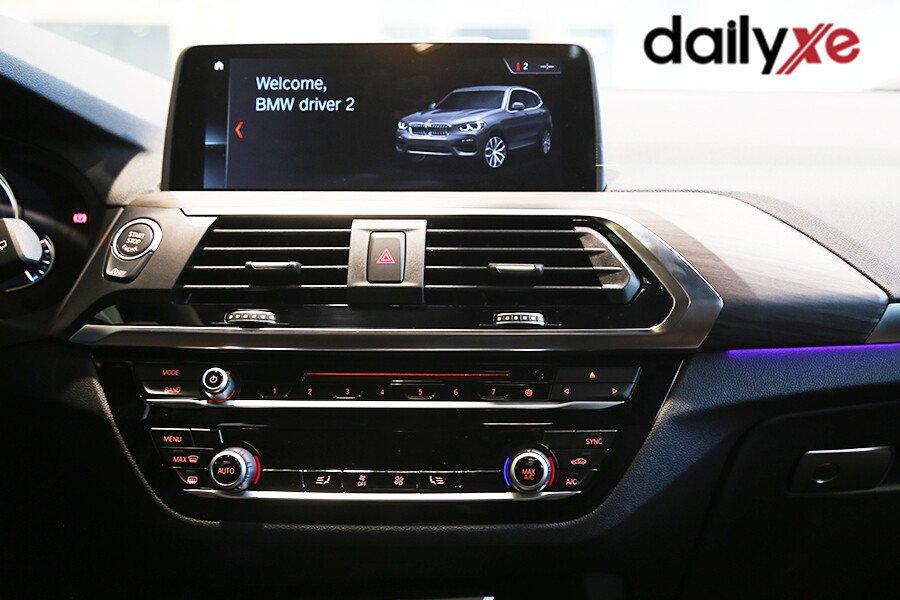 BMW X3 20i xDrive - Hình 29
