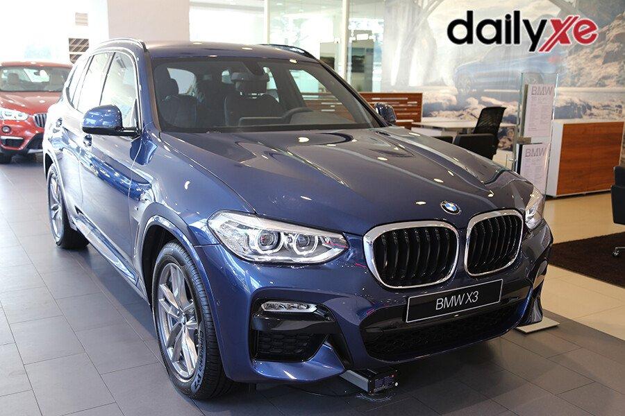 BMW X3 20i xDrive - Hình 3