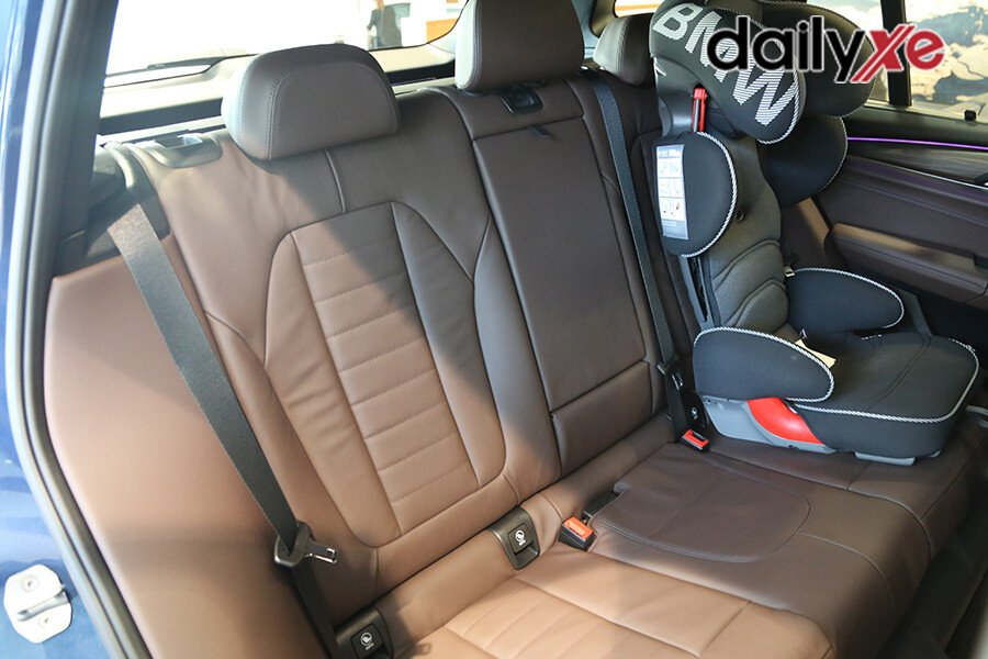 BMW X3 20i xDrive - Hình 35