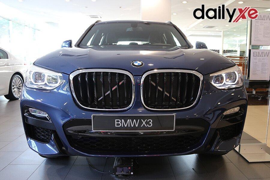 BMW X3 20i xDrive - Hình 7
