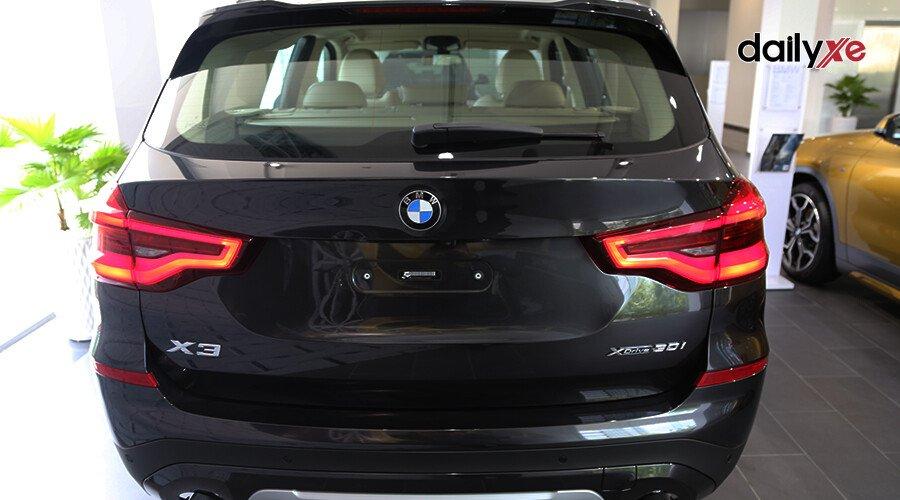 BMW X3 xDrive30i xLine 2019 - Hình 13