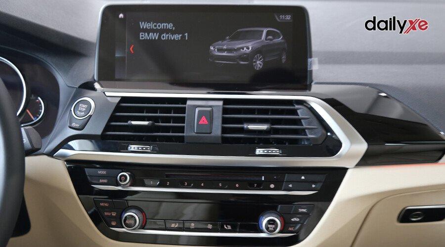 BMW X3 xDrive30i xLine 2019 - Hình 29