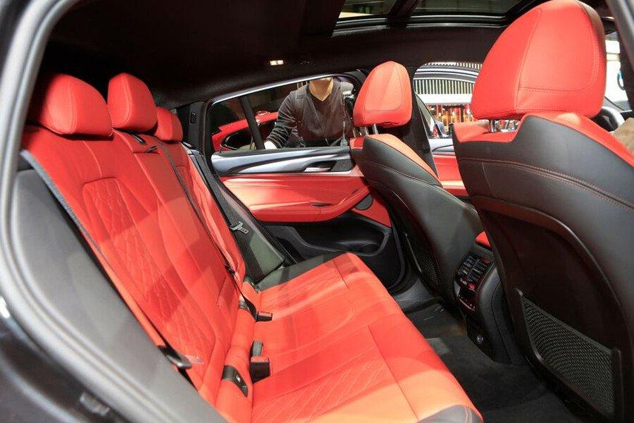 BMW X4 20i xDrive - Hình 10