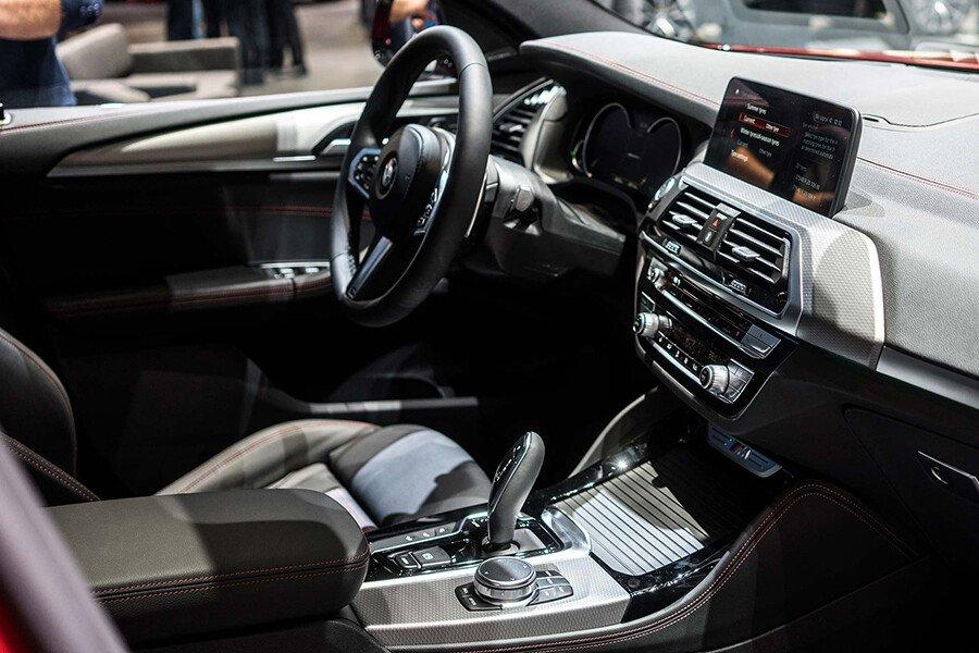 BMW X4 20i xDrive - Hình 12