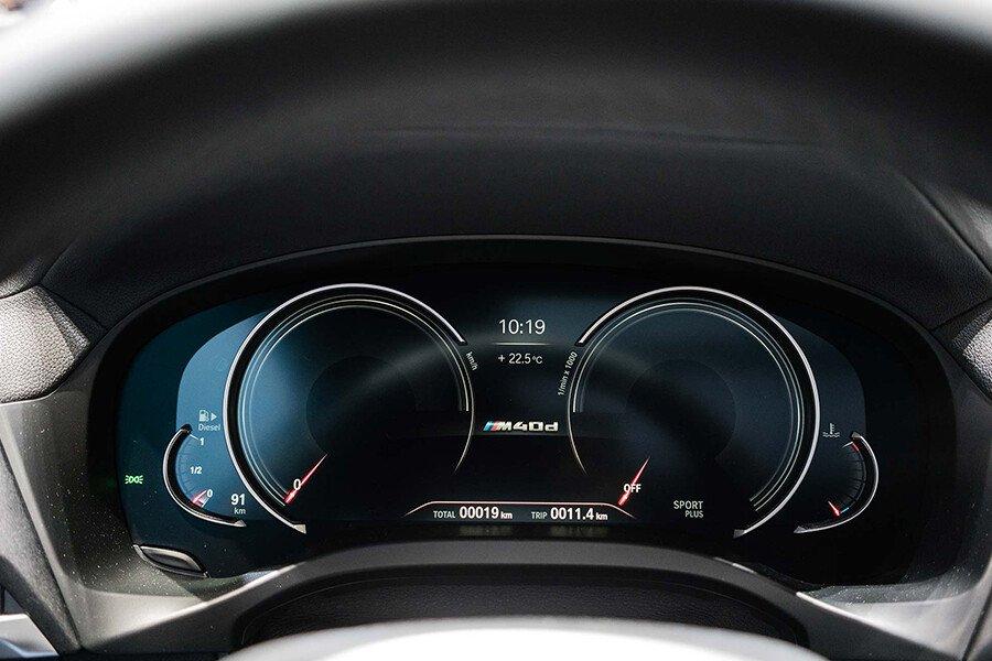BMW X4 20i xDrive - Hình 22