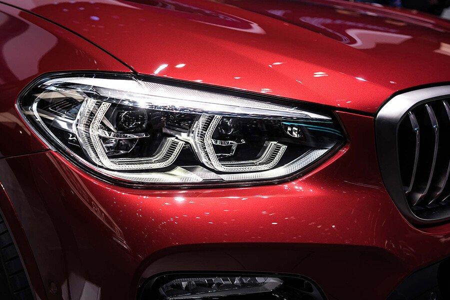 BMW X4 20i xDrive - Hình 4