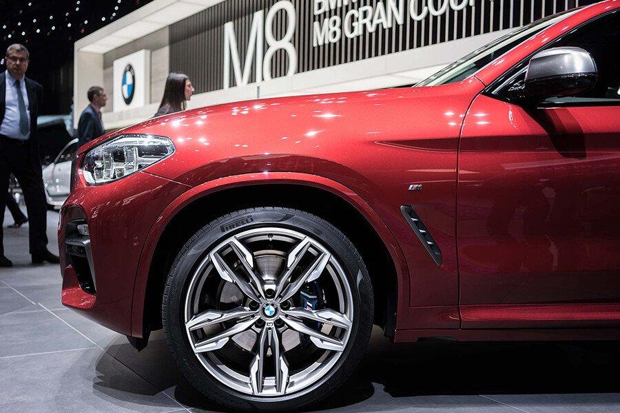 BMW X4 20i xDrive - Hình 9