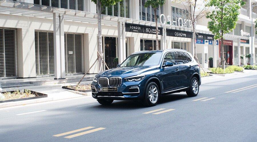 BMW X5 xDrive40i xLine - Hình 1