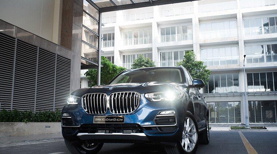 BMW X5 xDrive40i xLine - Hình 2