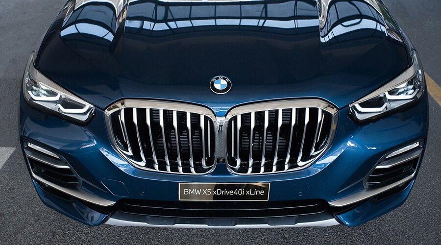 BMW X5 xDrive40i xLine - Hình 3