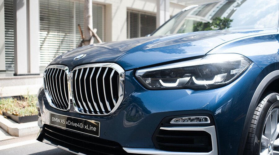 BMW X5 xDrive40i xLine - Hình 4