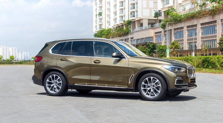BMW X5 xDrive40i xLine Plus - Hình 2