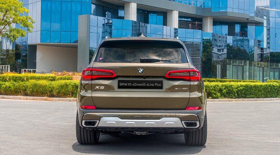 BMW X5 xDrive40i xLine Plus - Hình 9