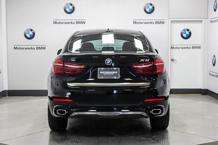BMW X6 35i xDrive - Hình 6