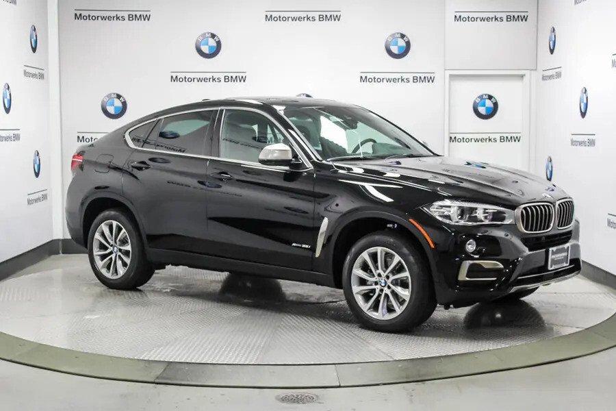 BMW X6 xDrive 35i (Máy xăng) - Hình 1
