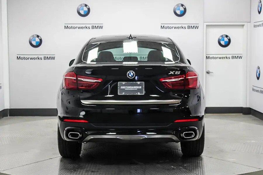 BMW X6 xDrive 35i (Máy xăng) - Hình 12