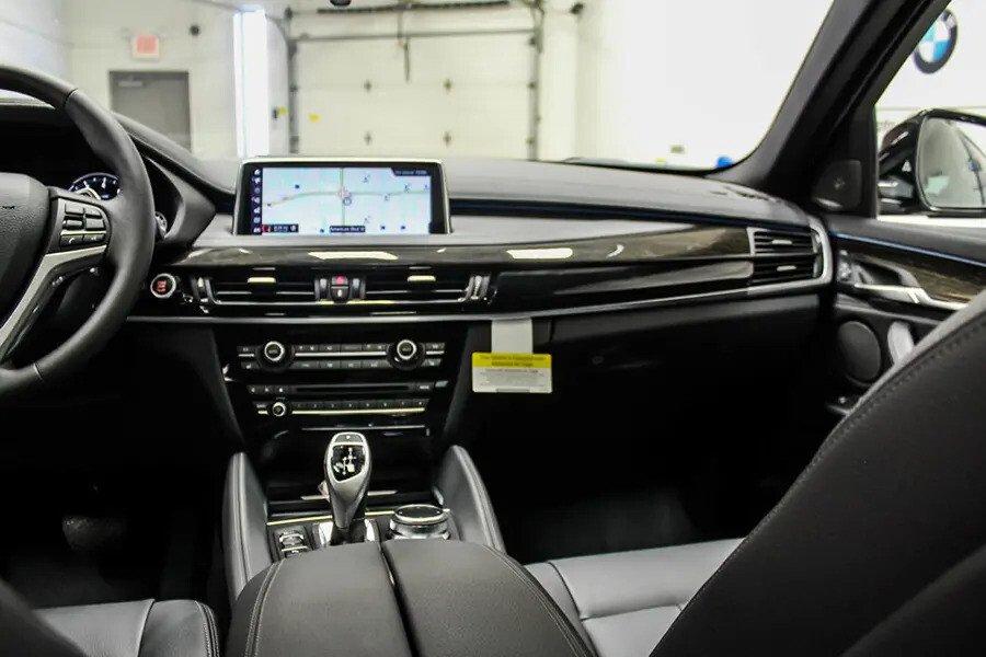 BMW X6 xDrive 35i (Máy xăng) - Hình 23