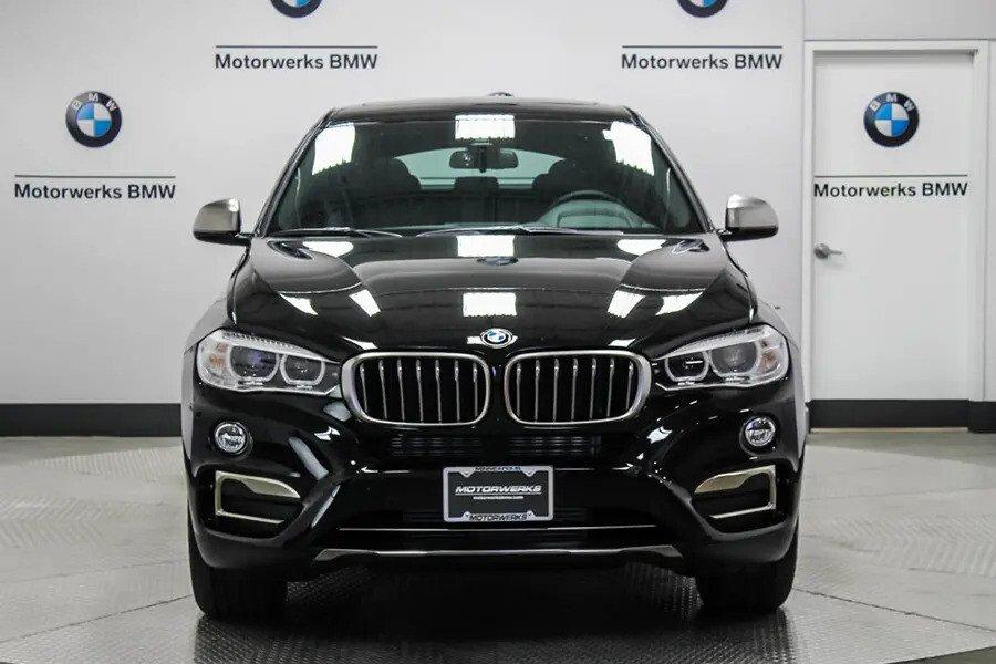 BMW X6 xDrive 35i (Máy xăng) - Hình 4