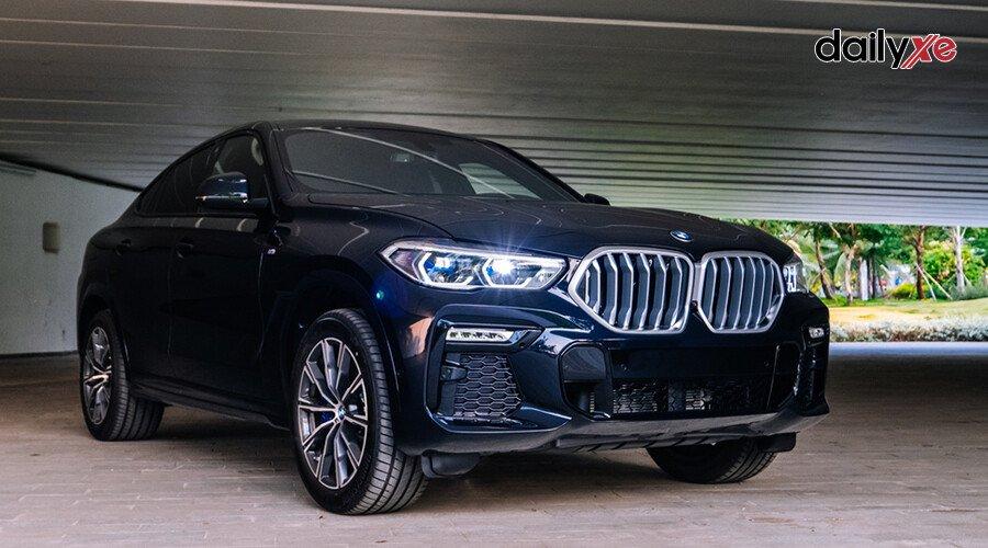 BMW X6 xDrive 40i M Sport - Hình 1