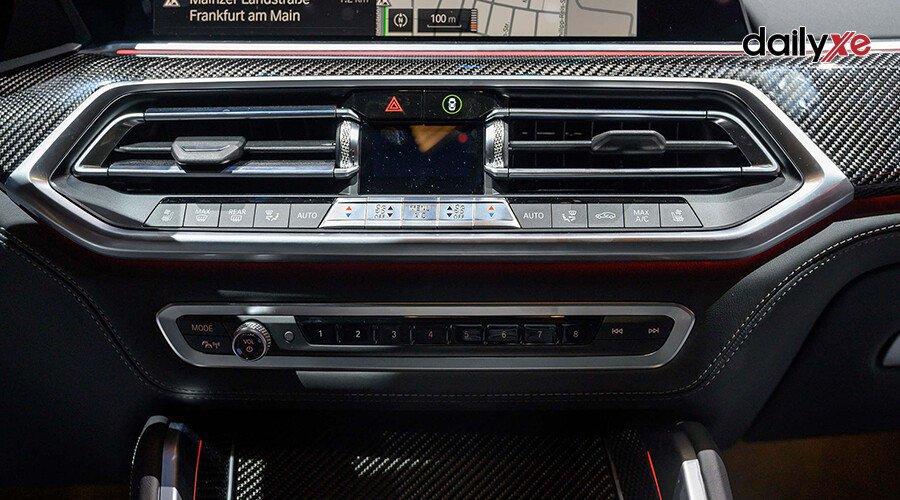 BMW X6 xDrive 40i M Sport - Hình 15