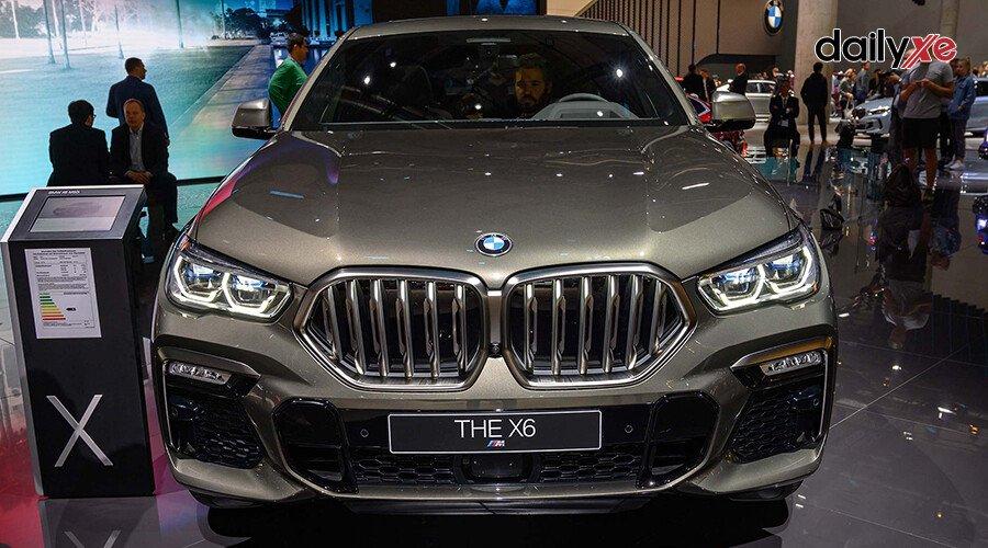 BMW X6 xDrive 40i M Sport - Hình 2
