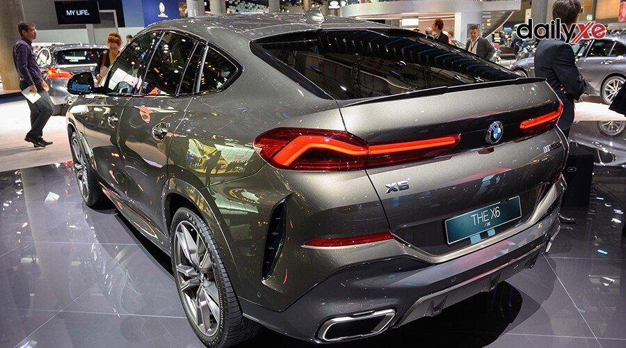 BMW X6 xDrive 40i M Sport - Hình 7
