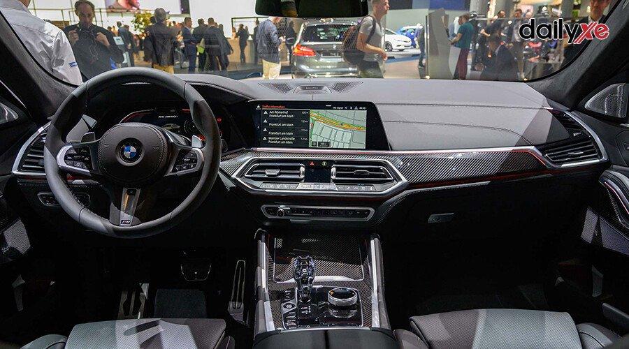 BMW X6 xDrive 40i M Sport - Hình 8