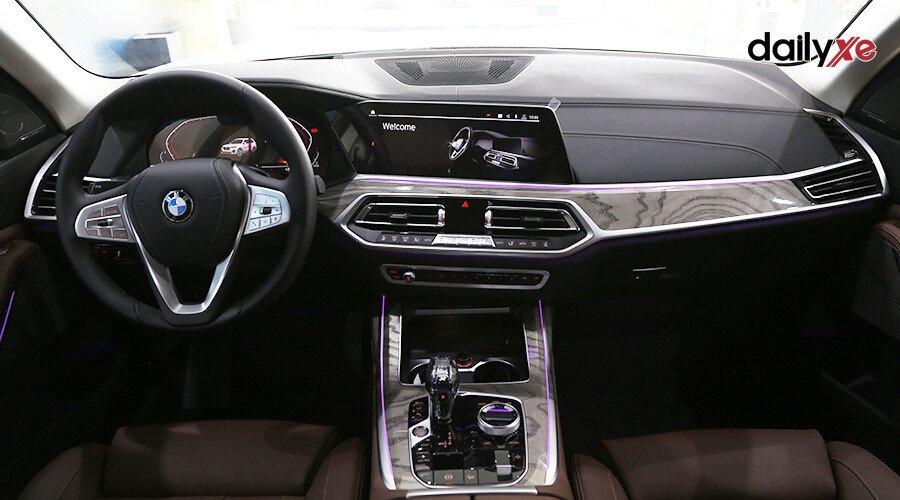 BMW X7 xDrive40i Pure Excellence - Hình 17