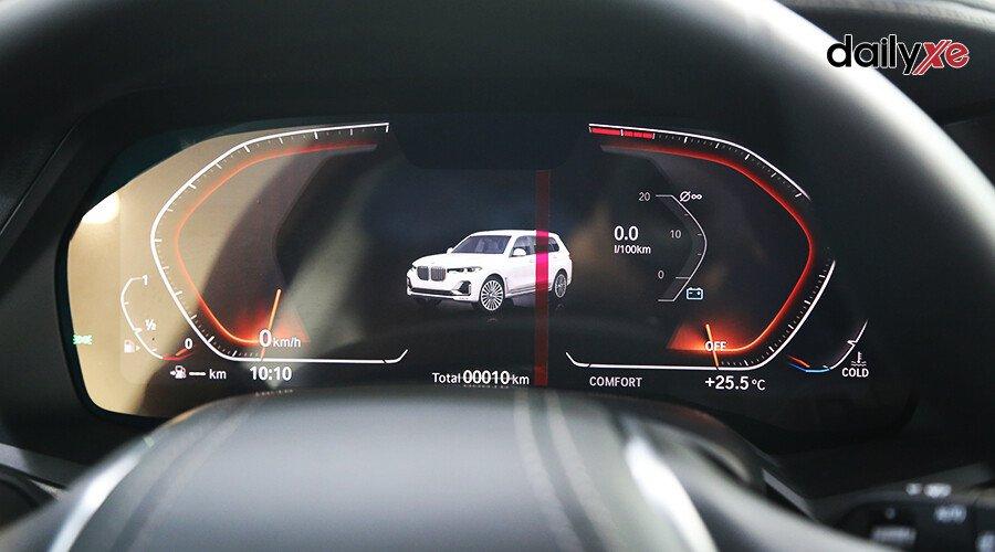 BMW X7 xDrive40i Pure Excellence - Hình 20
