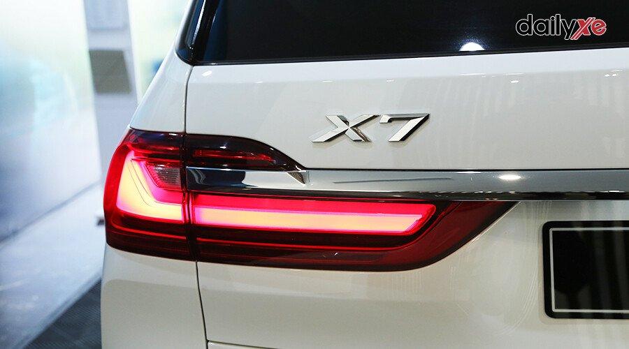 BMW X7 xDrive40i Pure Excellence - Hình 8