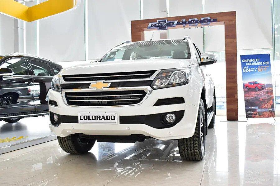 Ngoại thất Chevrolet Colorado - Hình 3