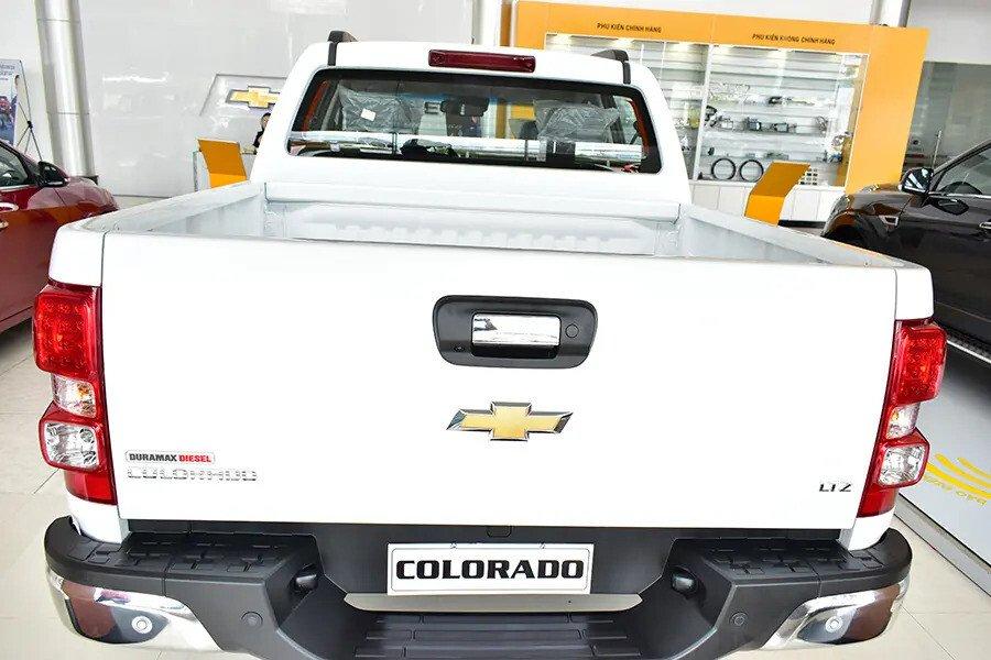 Ngoại thất Chevrolet Colorado - Hình 6