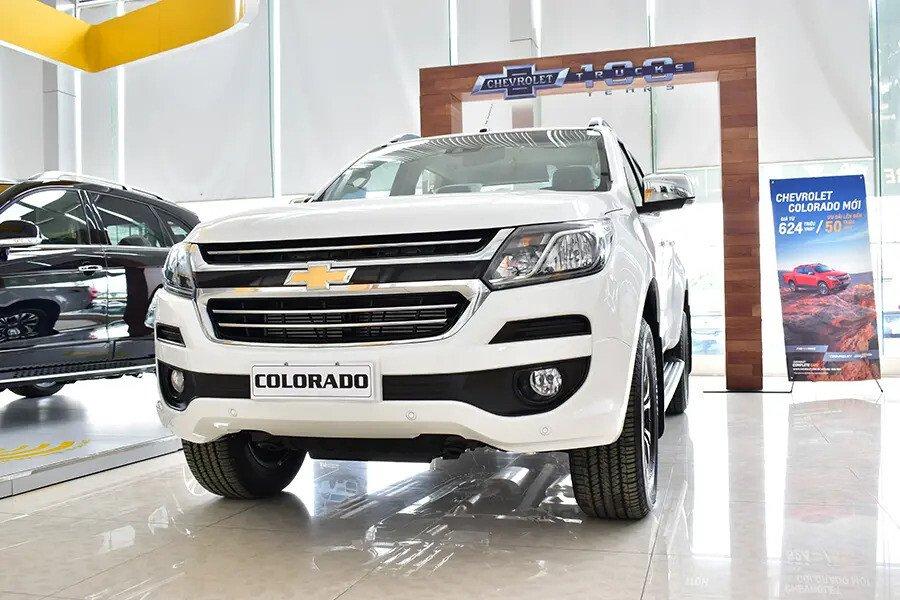 Chevrolet Colorado - Hình 2
