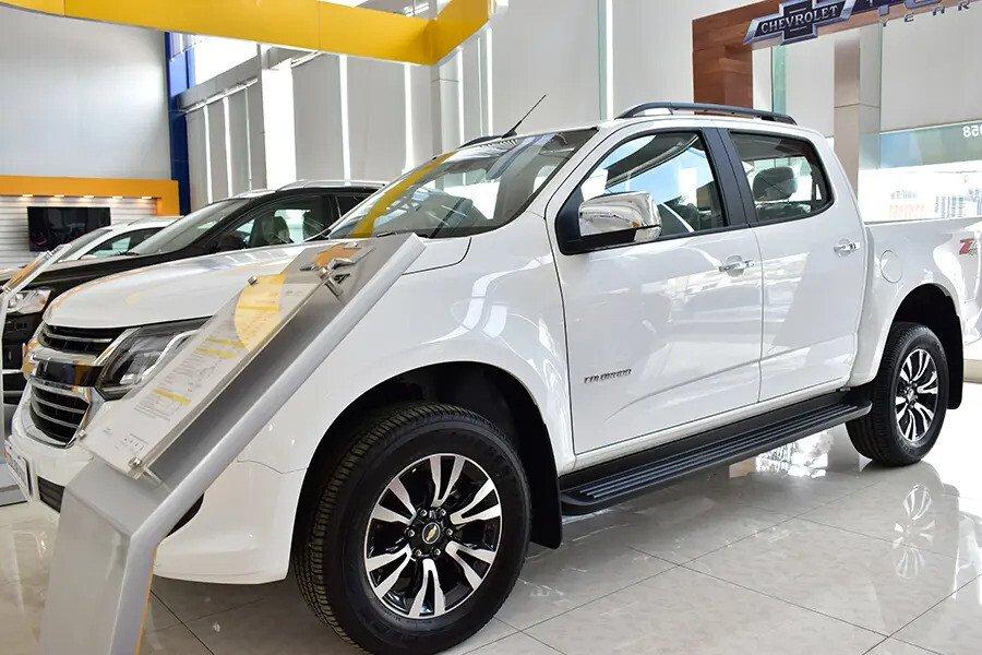 Chevrolet Colorado - Hình 3