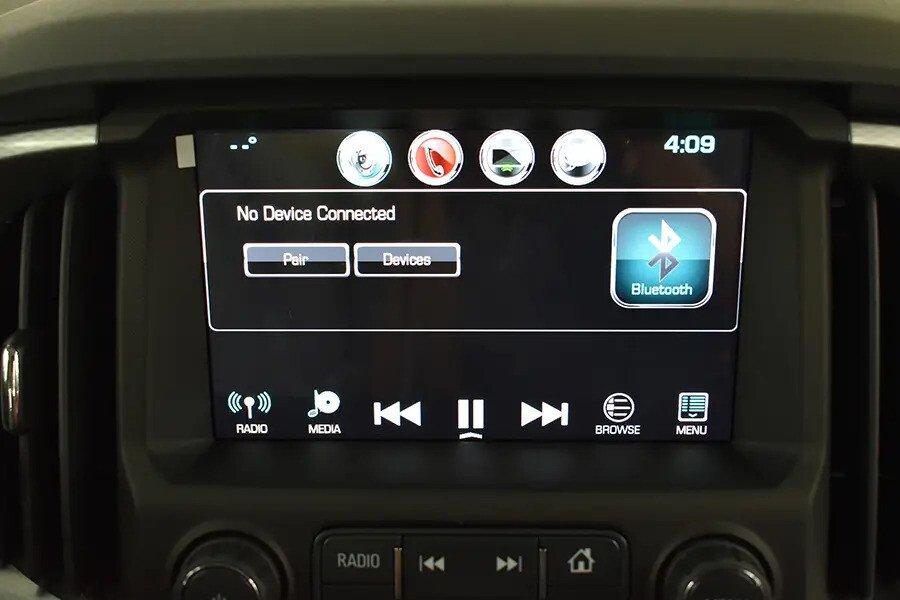 Nội thất Chevrolet Colorado - Hình 5
