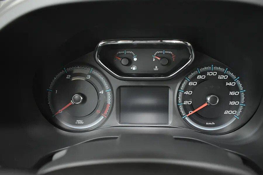 Nội thất Chevrolet Colorado - Hình 7
