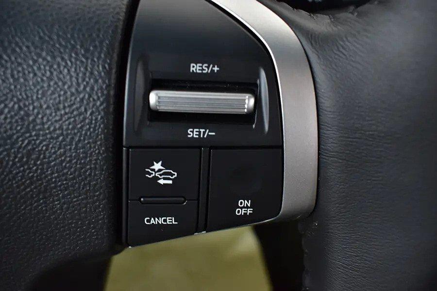 Nội thất Chevrolet Colorado - Hình 11