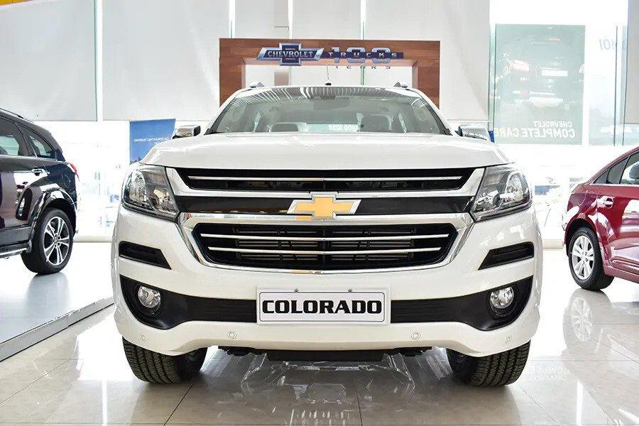 Chevrolet Colorado - Hình 62