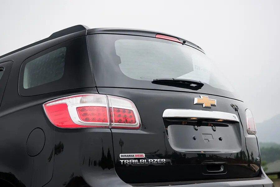 Chevrolet Trailblazer - Hình 10
