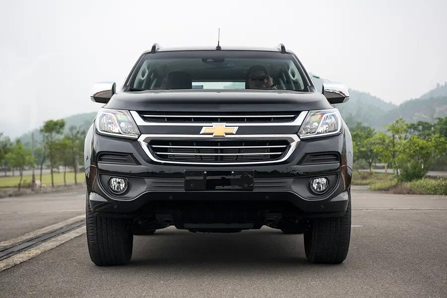 Ngoại thất Chevrolet Trailblazer - Hình 2