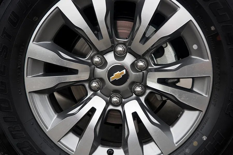 Ngoại thất Chevrolet Trailblazer - Hình 8