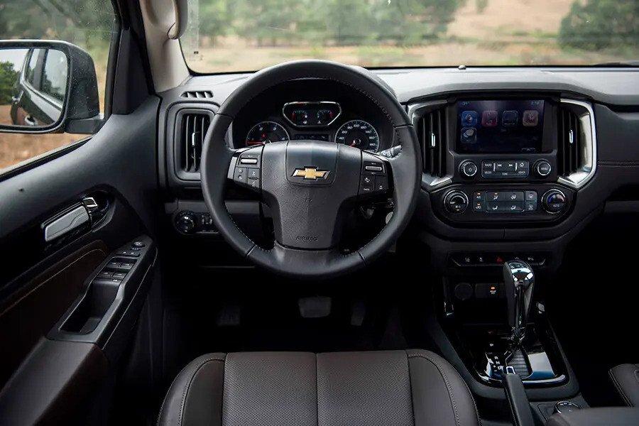 Chevrolet Trailblazer - Hình 35