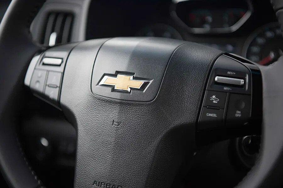 Chevrolet Trailblazer - Hình 46