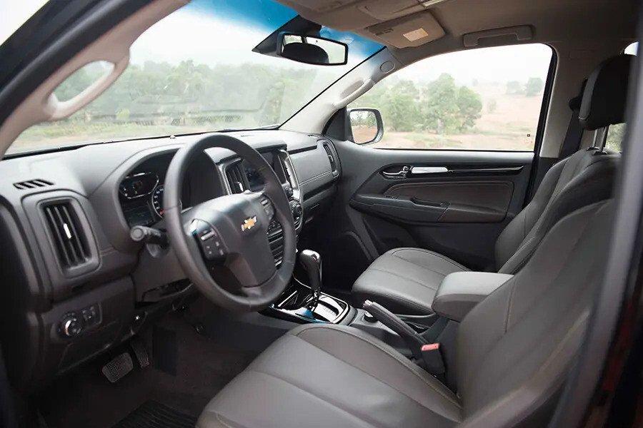 Nội thất Chevrolet Trailblazer - Hình 1