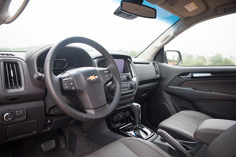Nội thất Chevrolet Trailblazer - Hình 2