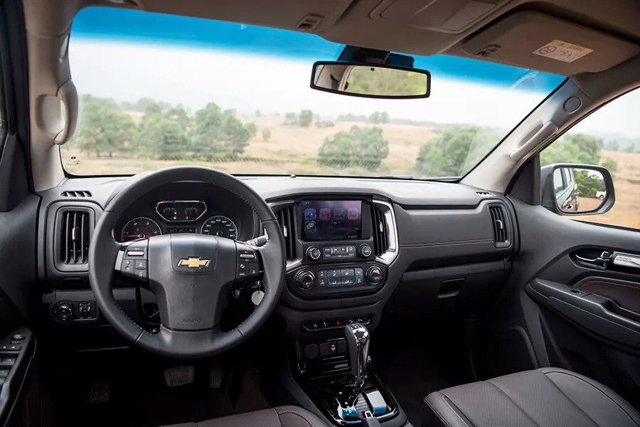 Nội thất Chevrolet Trailblazer - Hình 3