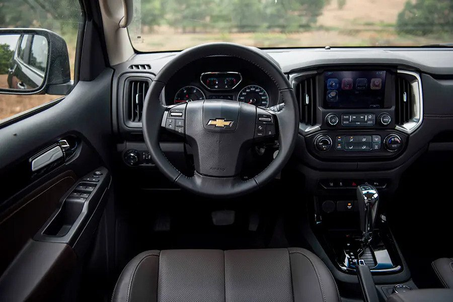 Nội thất Chevrolet Trailblazer - Hình 4