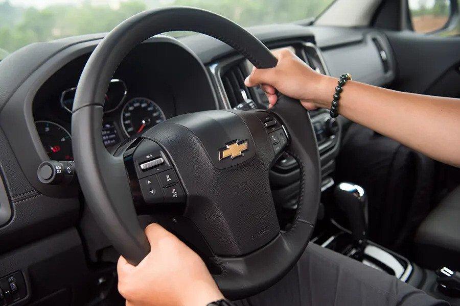 Nội thất Chevrolet Trailblazer - Hình 6
